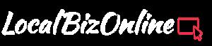 localbizonline logo white